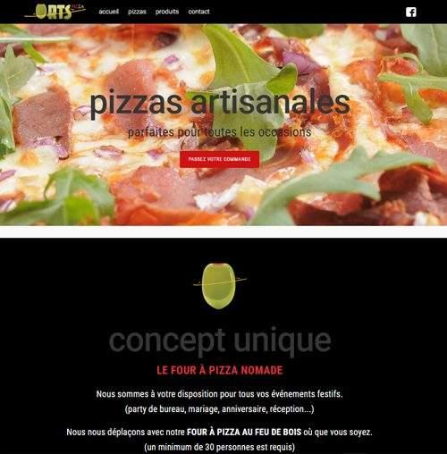 Ortspizza-siteweb