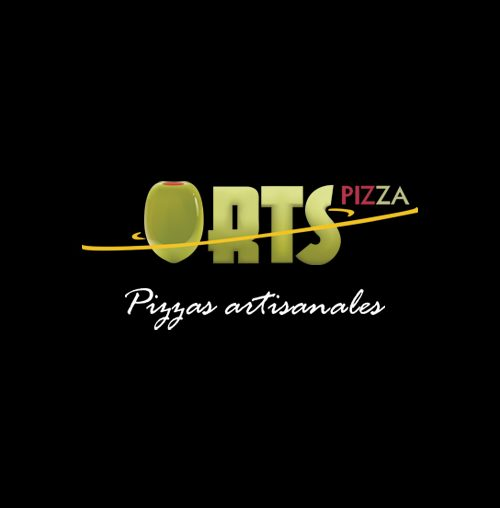 Ortspizza-Logo